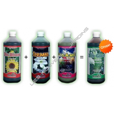 BioBizz Pack promo 500ML