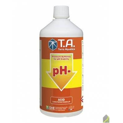 GHE PH - 500ML TERRA AQUATICA