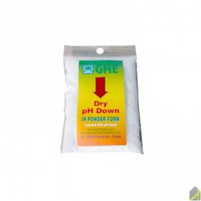 GHE PH- 25g powder/dry TERRA AQUATICA