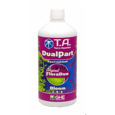 GHE DUALPART FloraDuo Bloom 500ML TERRA AQUATICA