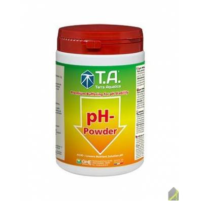 GHE PH- powder/dry 1Kg TERRA AQUATICA