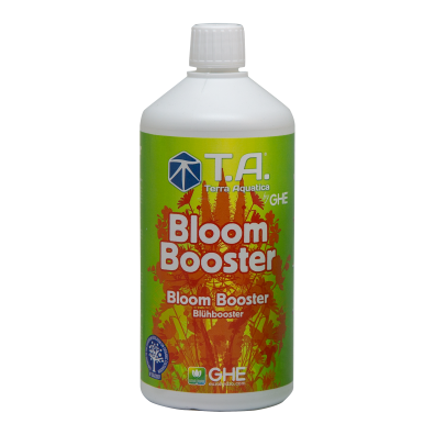GHE BLOOM BOOSTER 1L TERRA AQUATICA