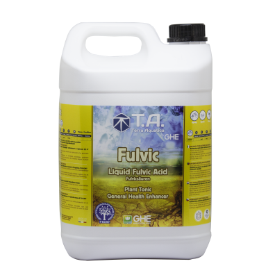 GHE HUMIC Diamond Nectar 5L TERRA AQUATICA
