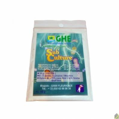 GHE Bio Magic Sub Culture (en poudre) 10g