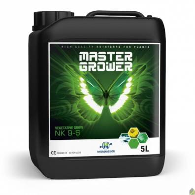 Hydropassion Master Grower Vegetative Grow 5L