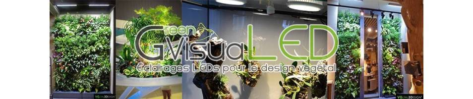 GreenVISUAL - Design végétal